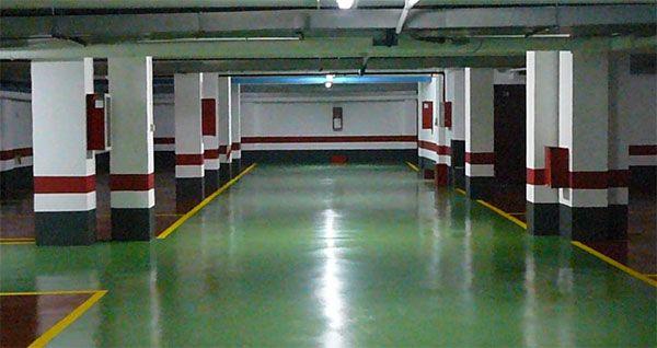 mantenimiento industrial de parkings barcelona limpieza limpiezas prior