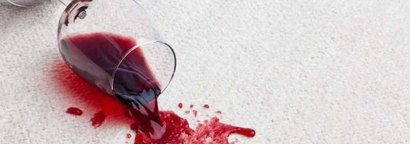 eliminar una mancha de vino tinto barcelona la mejo empresa de limpieza